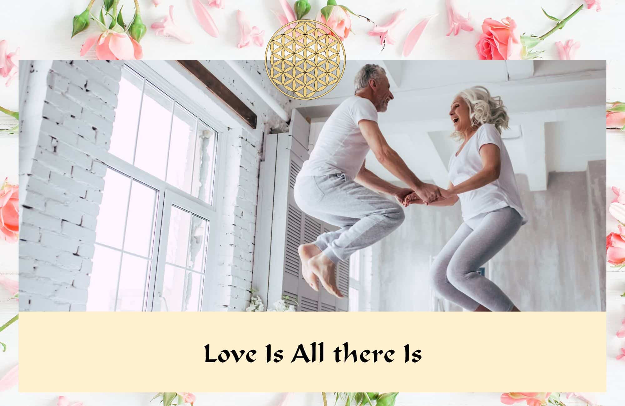 Love is all there is - Flower Essences & Remedies - Flowers for Healing